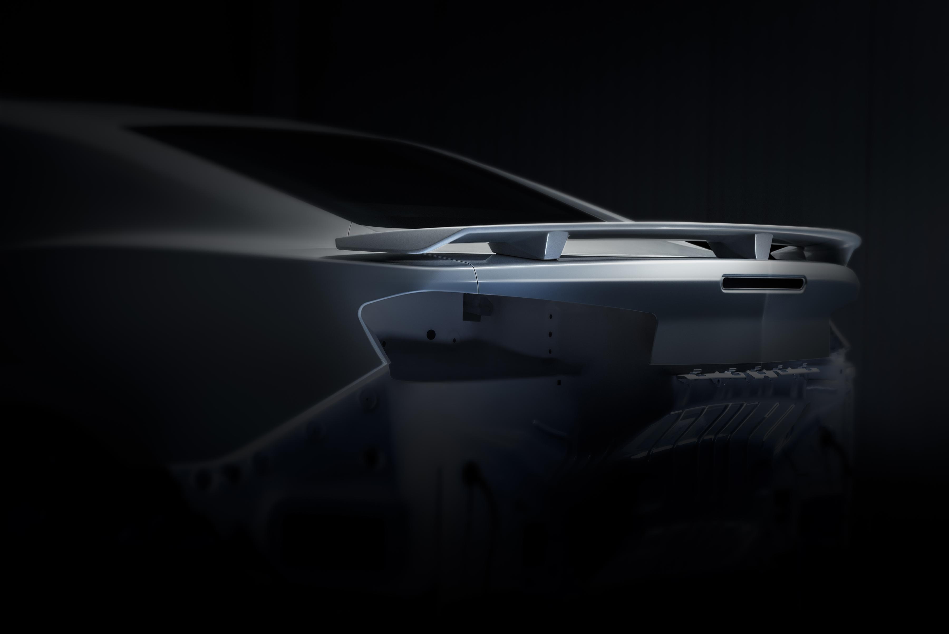 2016 Chevrolet Camaro - rear / arrière (teaser)