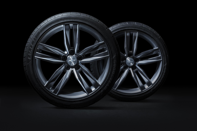 2016 Chevrolet Camaro - wheels / jantes (teaser)