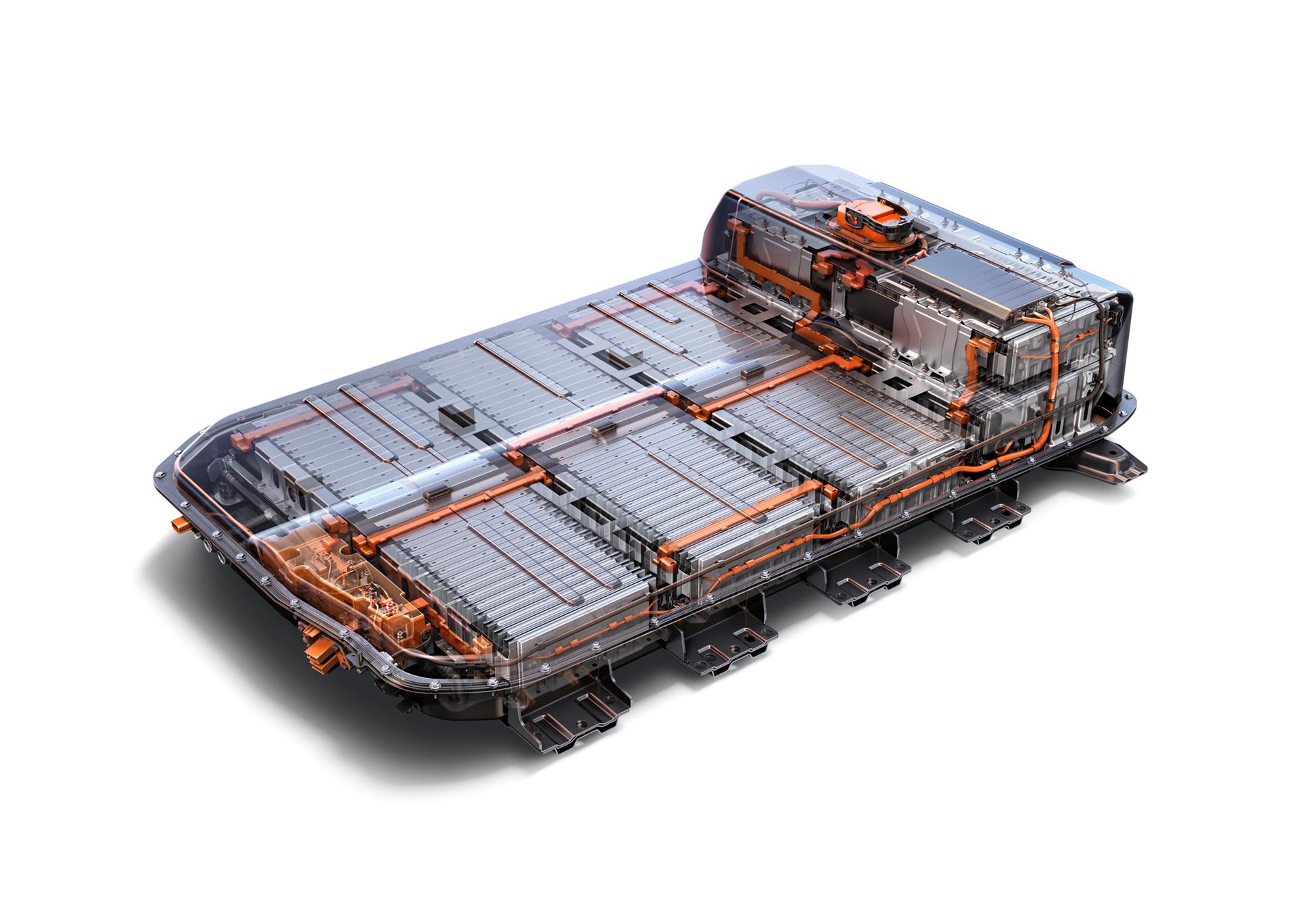 Chevrolet Bolt EV - 2016 - battery system - General Motors