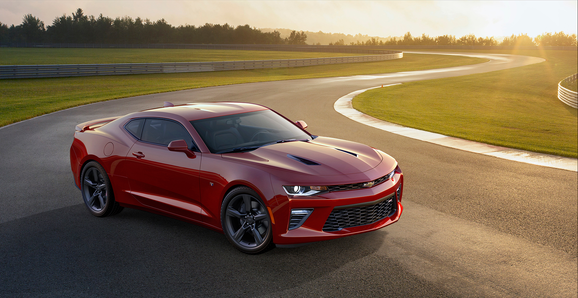 Chevrolet 2016 Camaro SS - profil / side-face