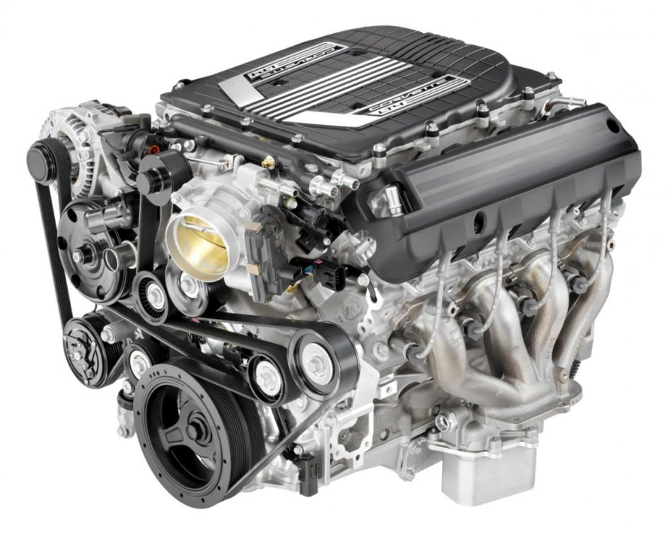 Moteur - Chevrolet Corvette Z06