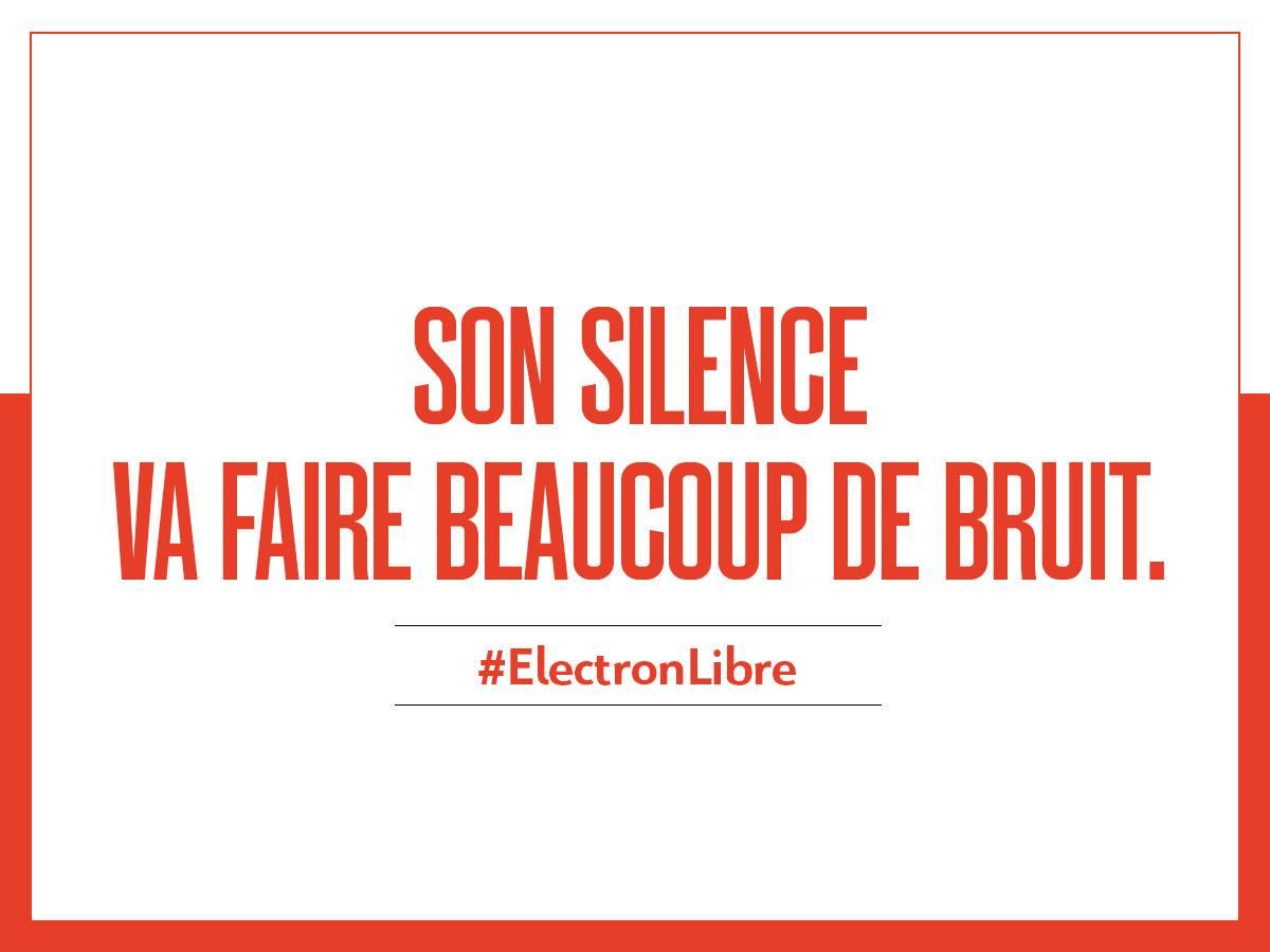 Citroën teaser 2015 #ElectronLibre