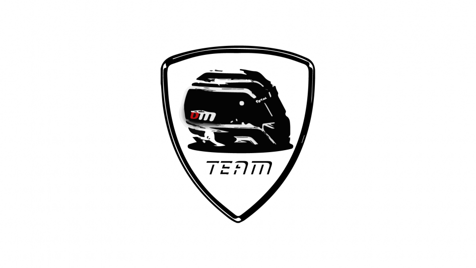 Team DM - Badge écusson
