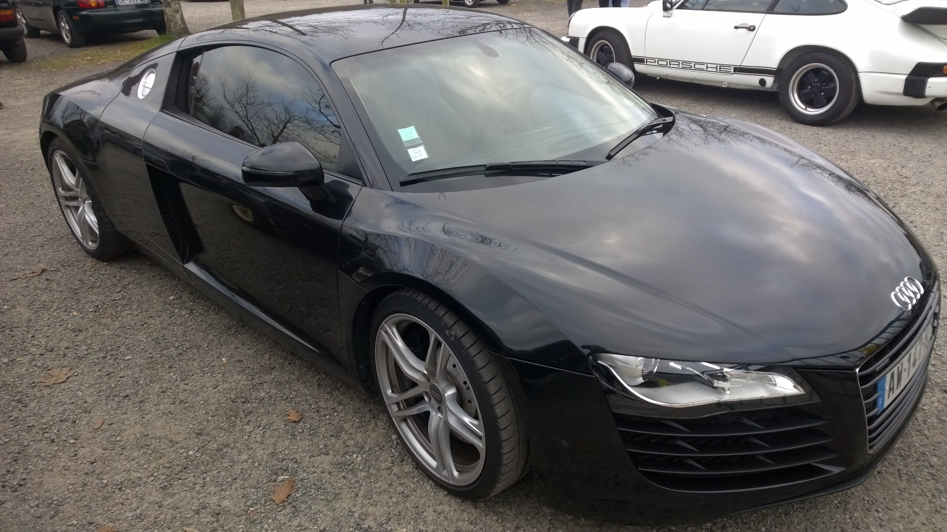 DM photo - Audi R8 - Ouest Motors Festival - 2015 - Lorient