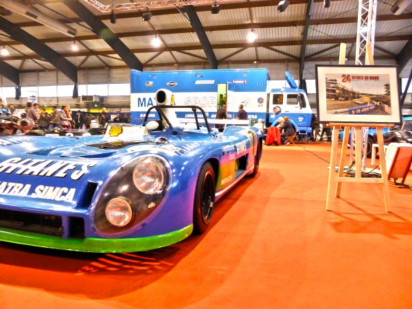 DM - photo - Matra Sport - barquette - Ouest Motors Festival 2015