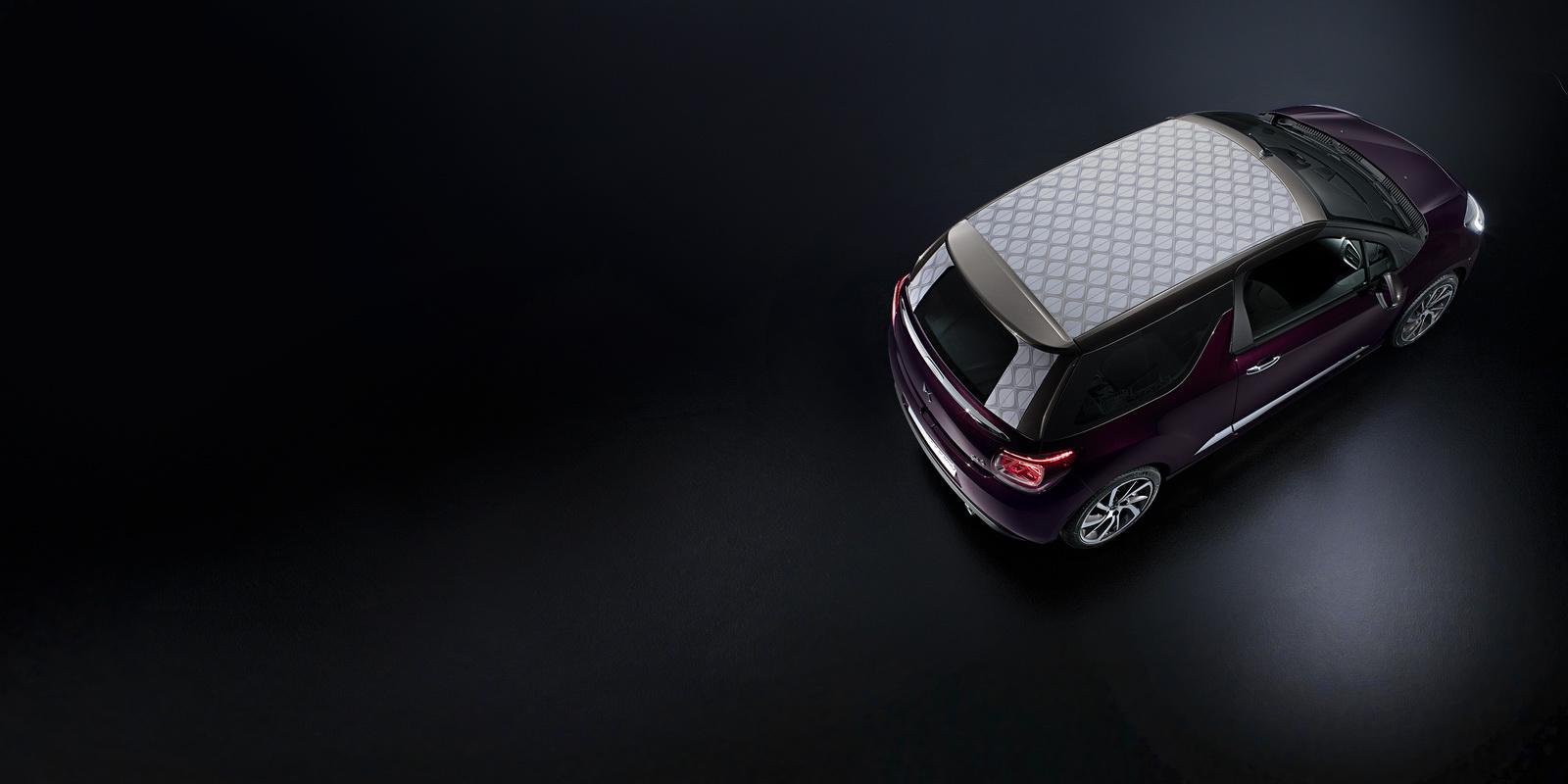 DS Automobiles - 2016 - Nouvelle DS 3 Cabrio - toit / top