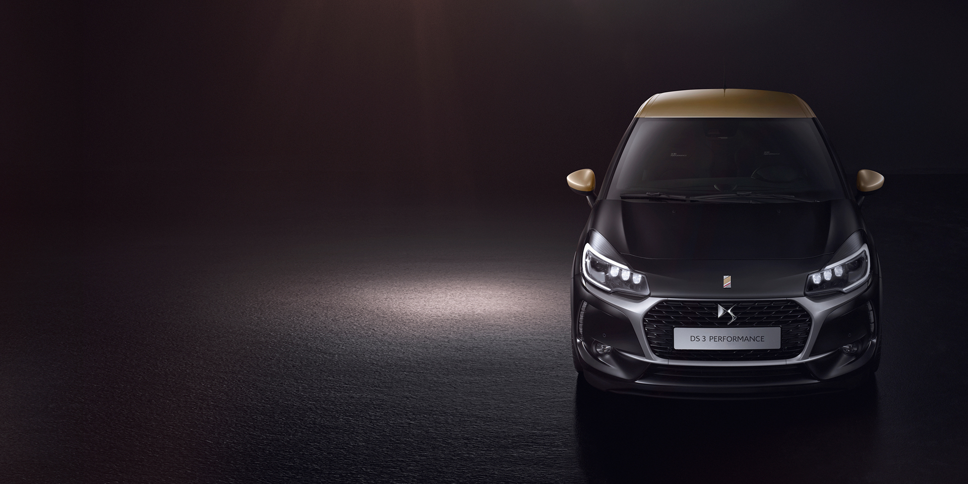 DS Automobiles - 2016 - DS 3 Performance - avant / front