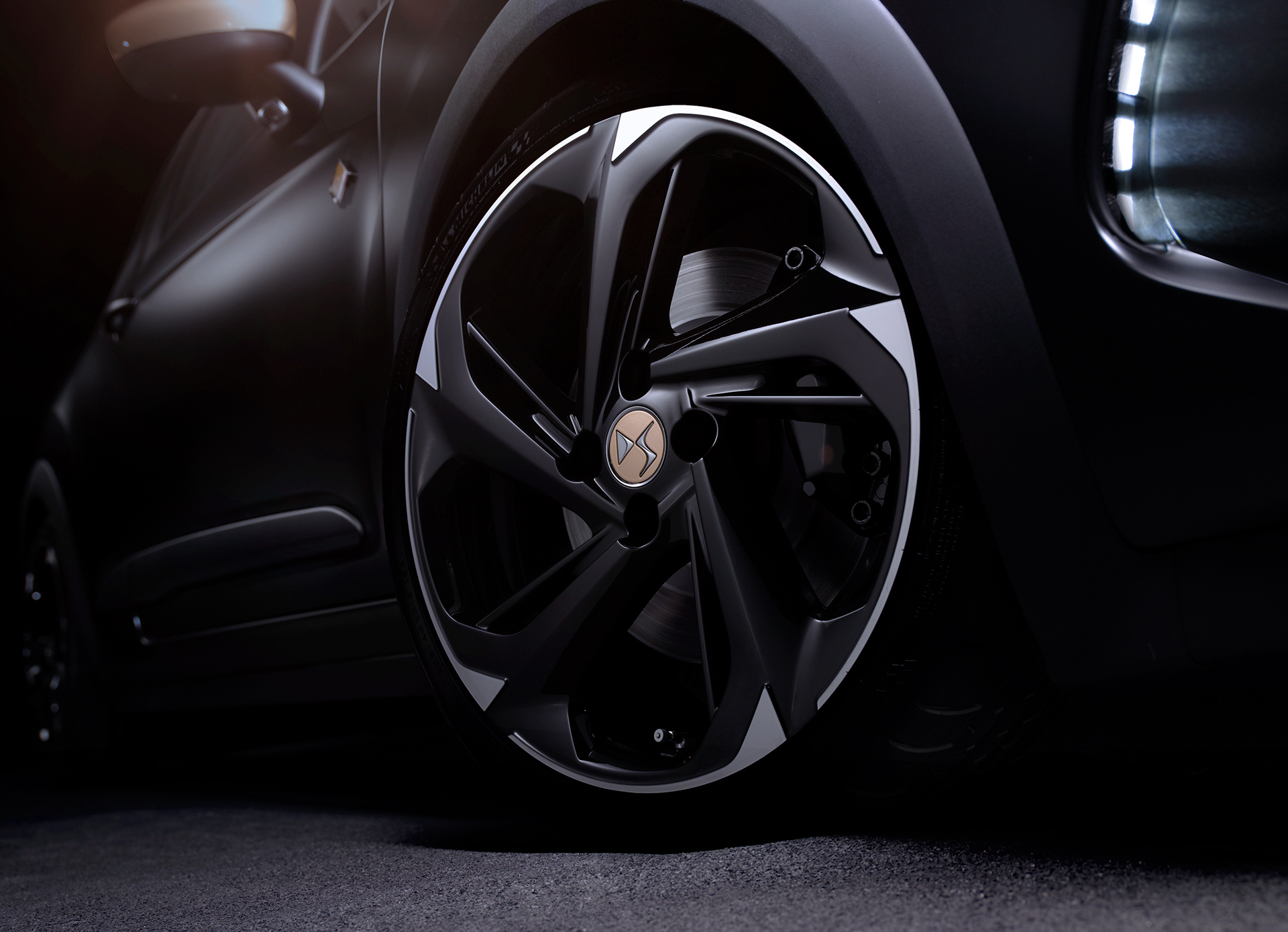 DS Automobiles - 2016 - DS 3 Performance - jante / wheel