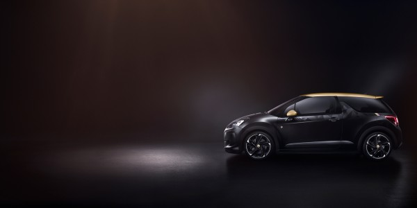 DS Automobiles - 2016 - DS 3 Performance - profil / side-face