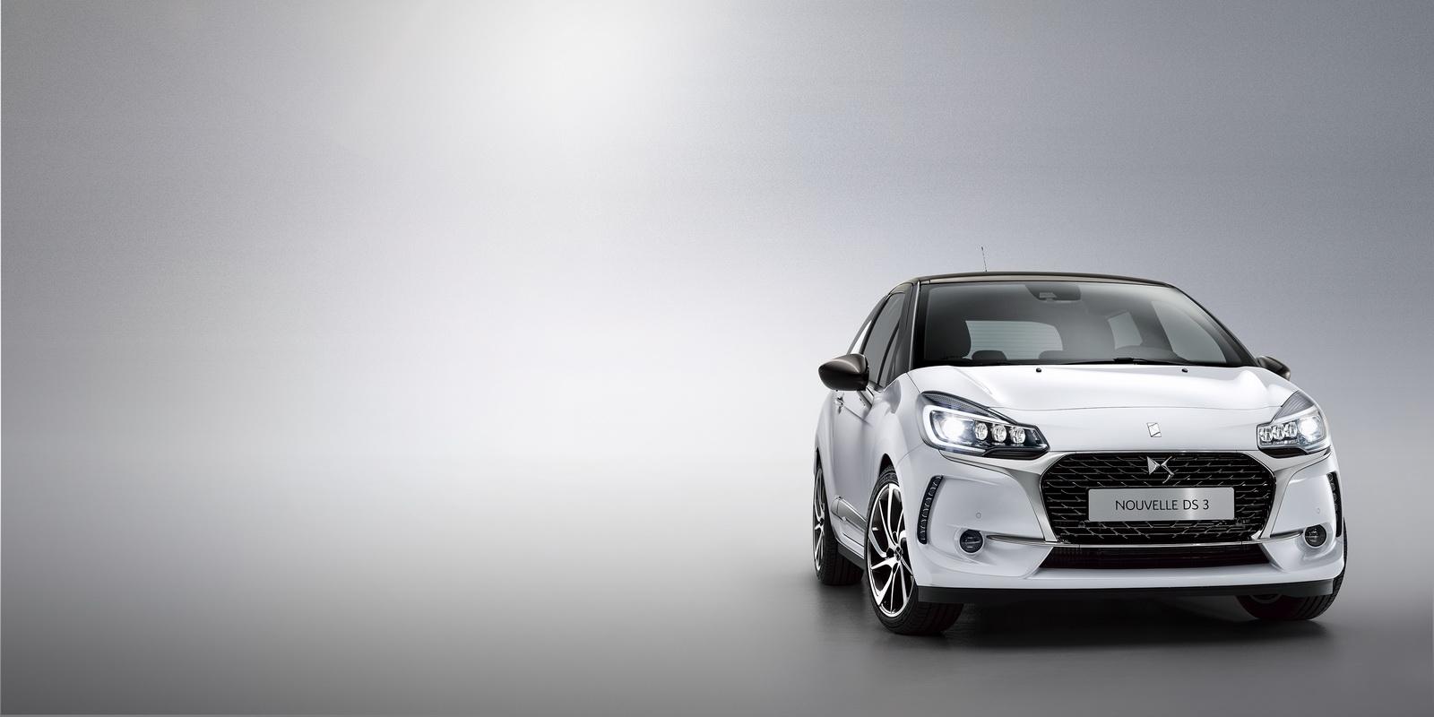 DS Automobiles - 2016 - Nouvelle DS 3 - avant / front
