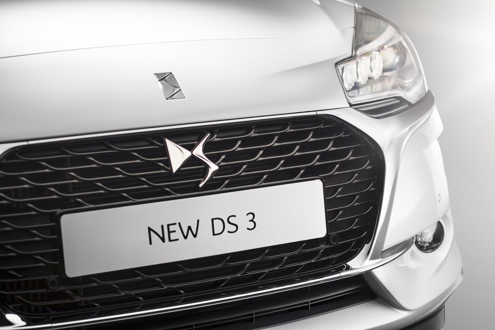 DS Automobiles - 2016 - Nouvelle DS 3 Cabrio - avant / front - zoom