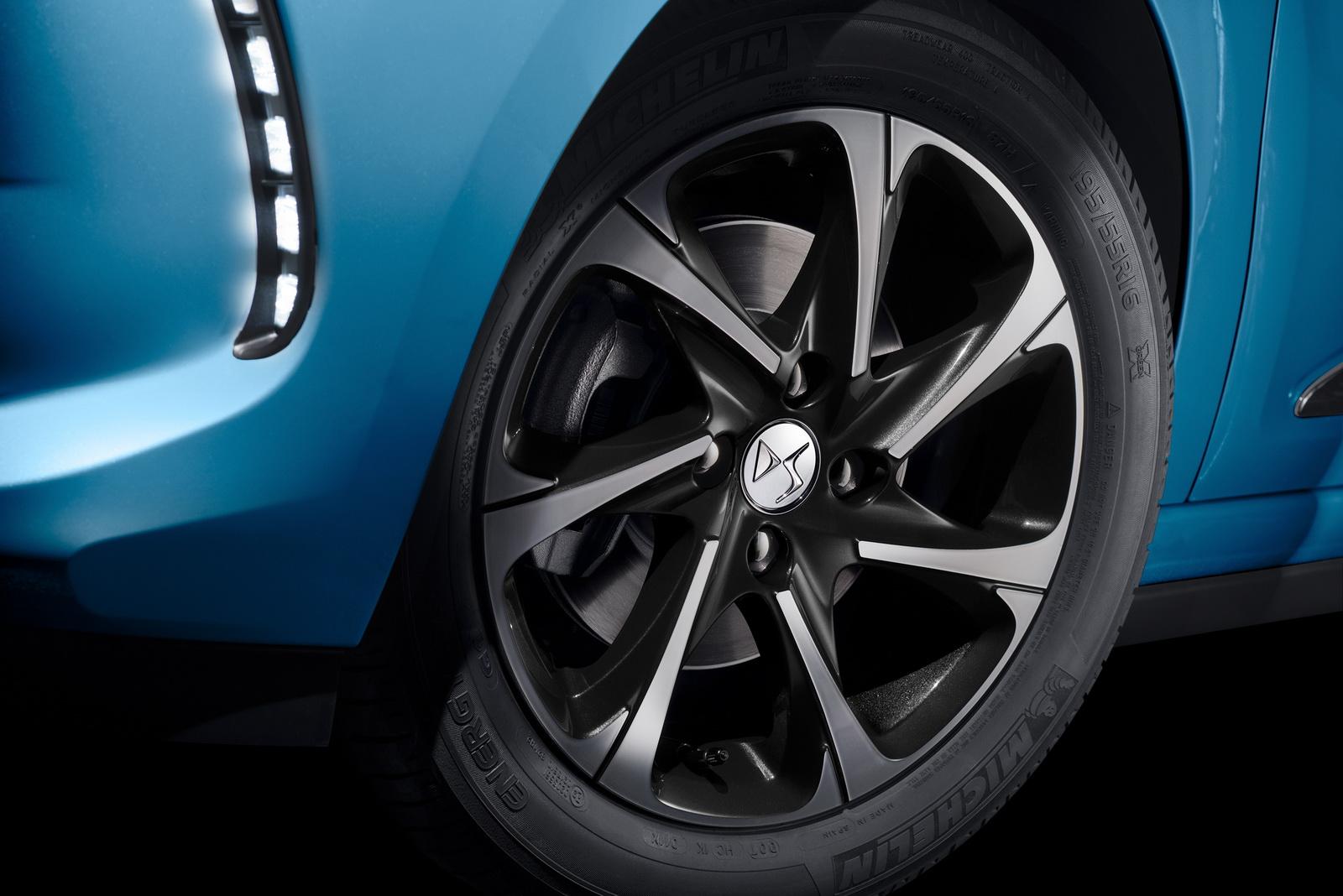 DS Automobiles - 2016 - Nouvelle DS 3 - jante / wheel