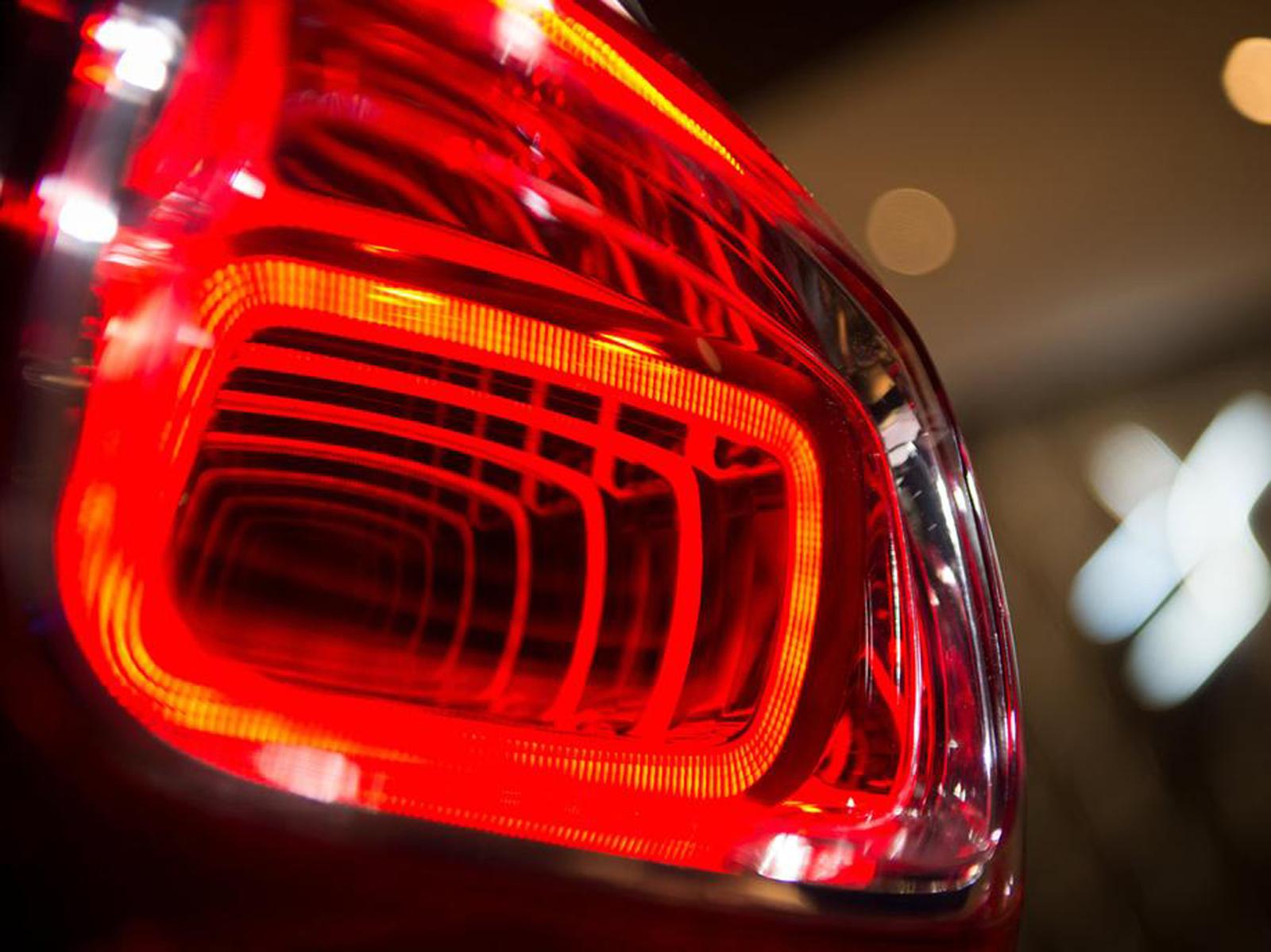 DS Automobiles - 2016 - Nouvelle DS 3 - optique arrière / rear light