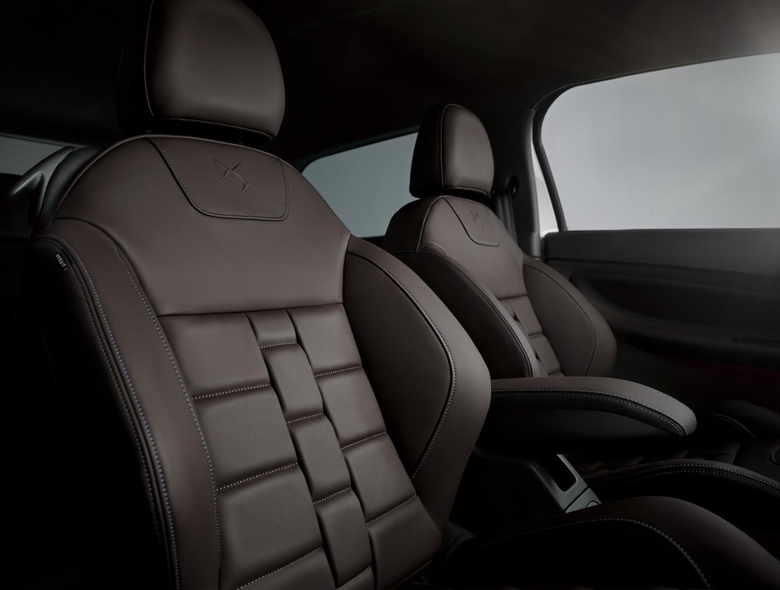DS Automobiles - 2016 - Nouvelle DS 3 - sièges / seats