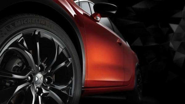 Crossback DS 4 - DS Automobiles - 2015 - roue avant / front wheel