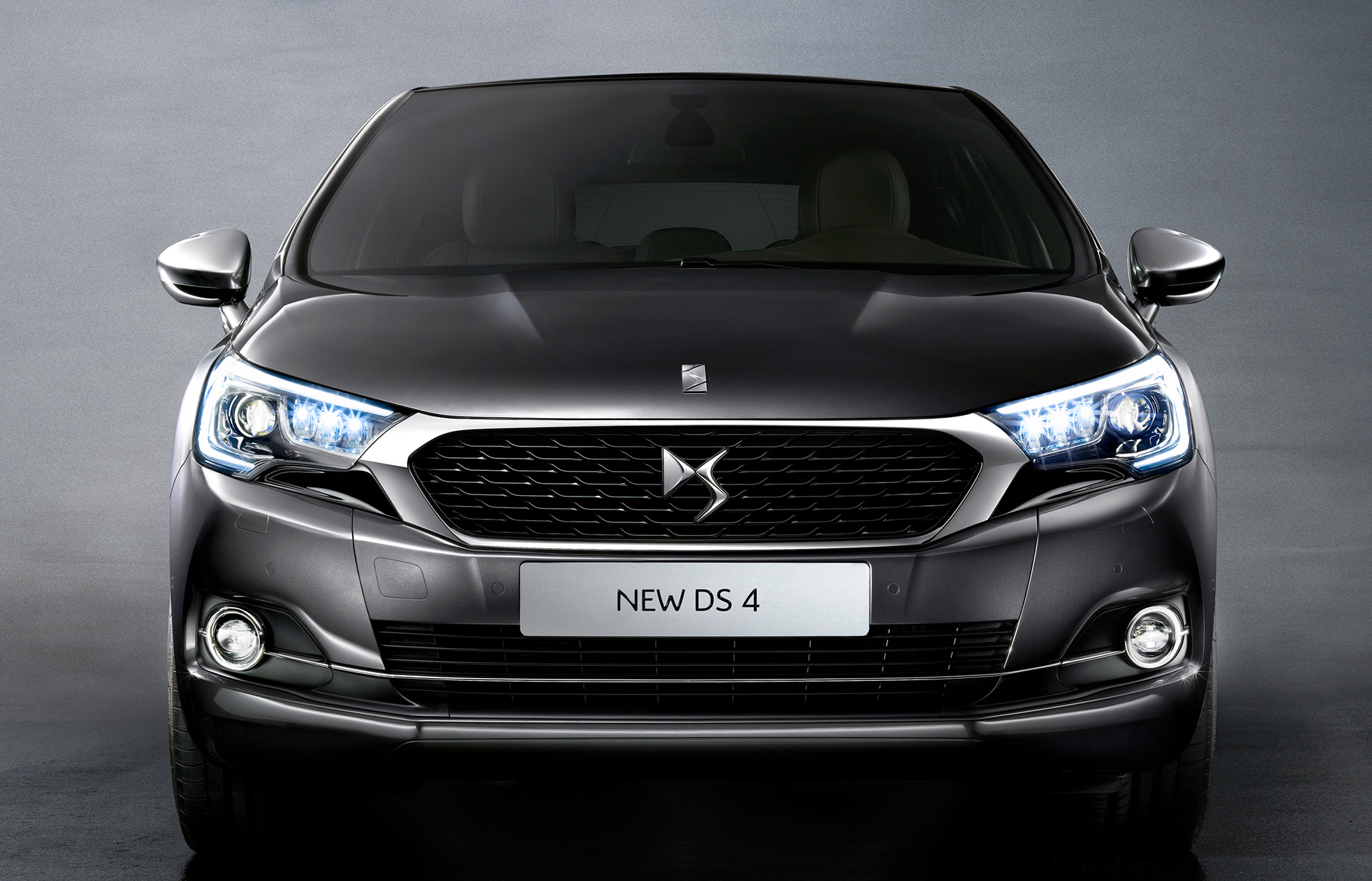New DS 4 - DS Automobiles - 2015 - face avant / front