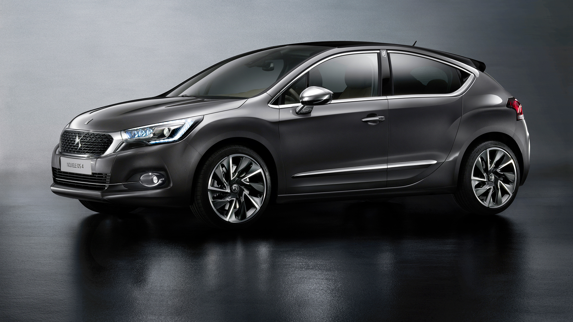New DS 4 - DS Automobiles - 2015 - profil / side-face