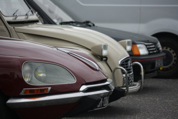 DS - Citroen - Peugeot - Youngtimers Meeting - 2016 - photo Fiona Rodrigues