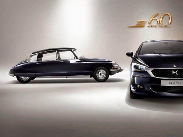DS 60 ans - DS Automobiles