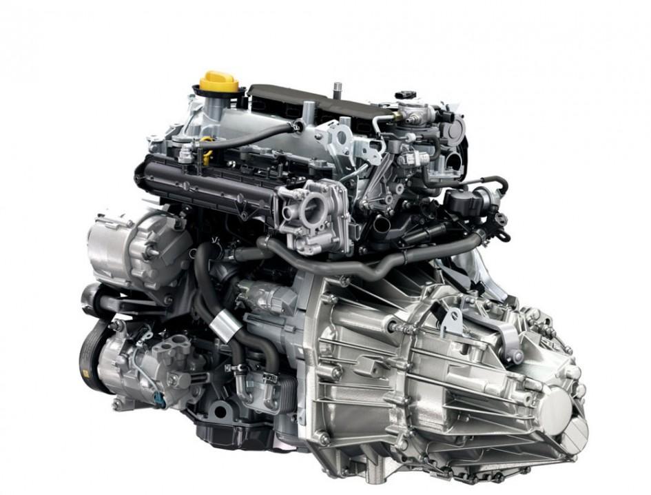 Moteur TCe 125 - Dacia Duster