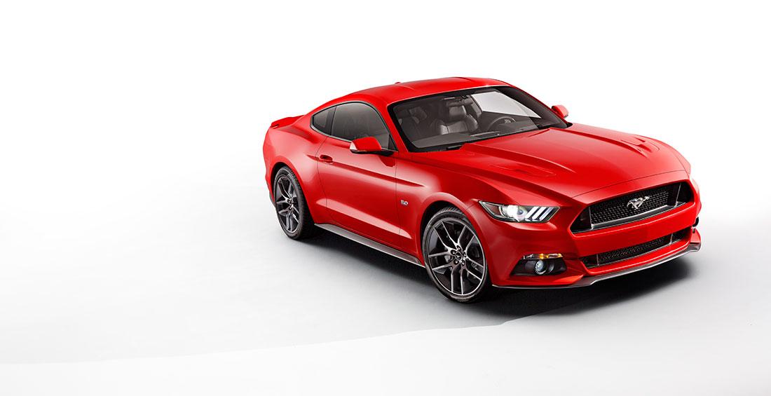 Design Mustang VI