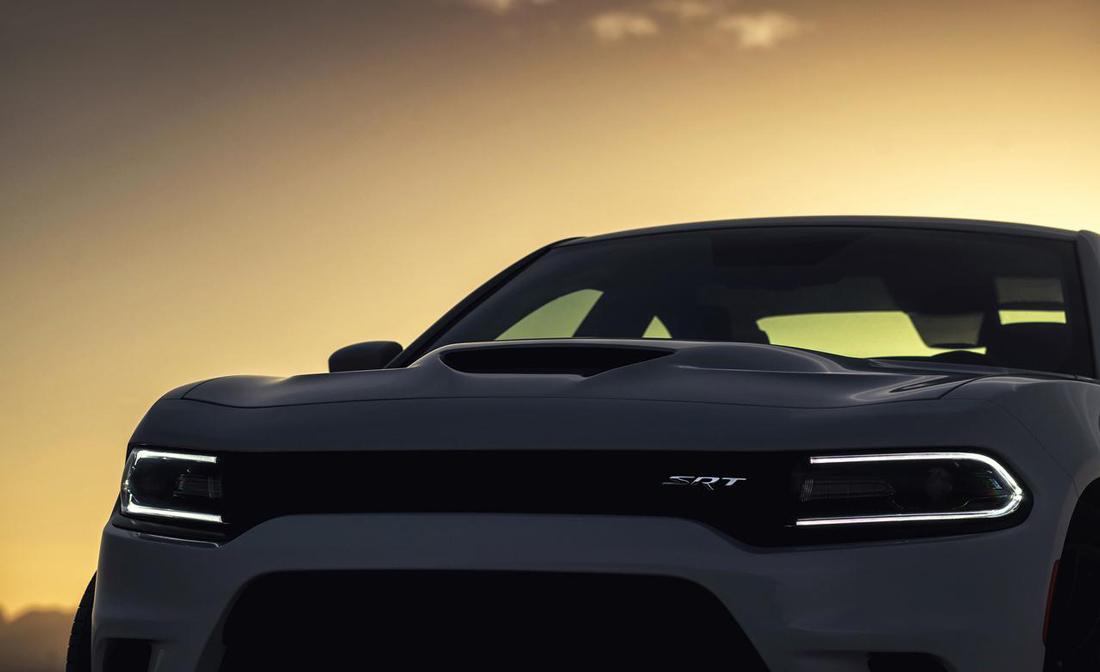 Dodge Charger-SRT Hellcat - Regard