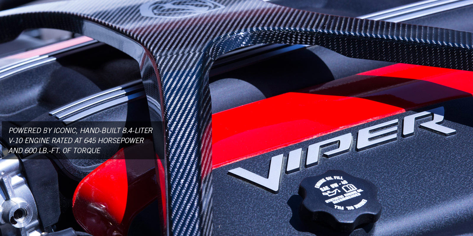 2016 Dodge Viper ACR - V10