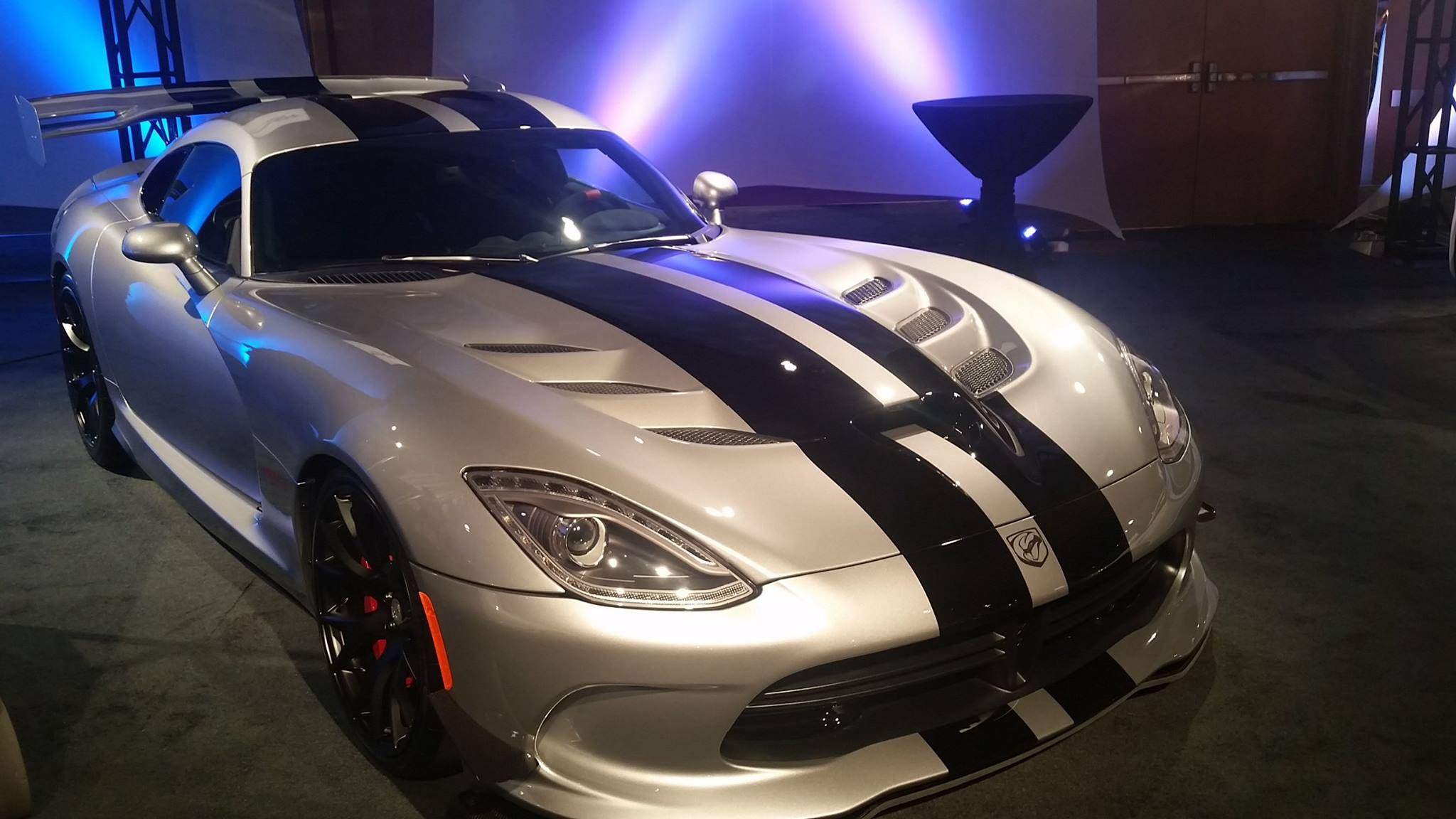 Dodge Viper - The Gallery - event - NAIAS 2016