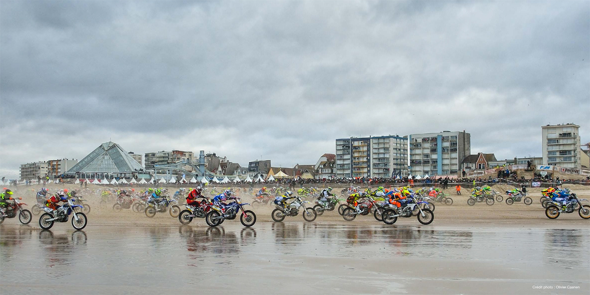 Enduropale du Touquet - 2015 - sand racing - photo Olivier Caenen