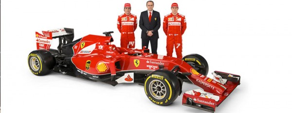 F14-T Scuderai Ferrari