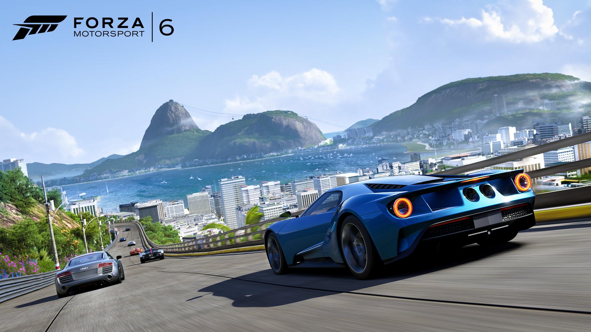 Forza Motorsport 6 - Ford GTForza Motorsport 6 - Ford GT
