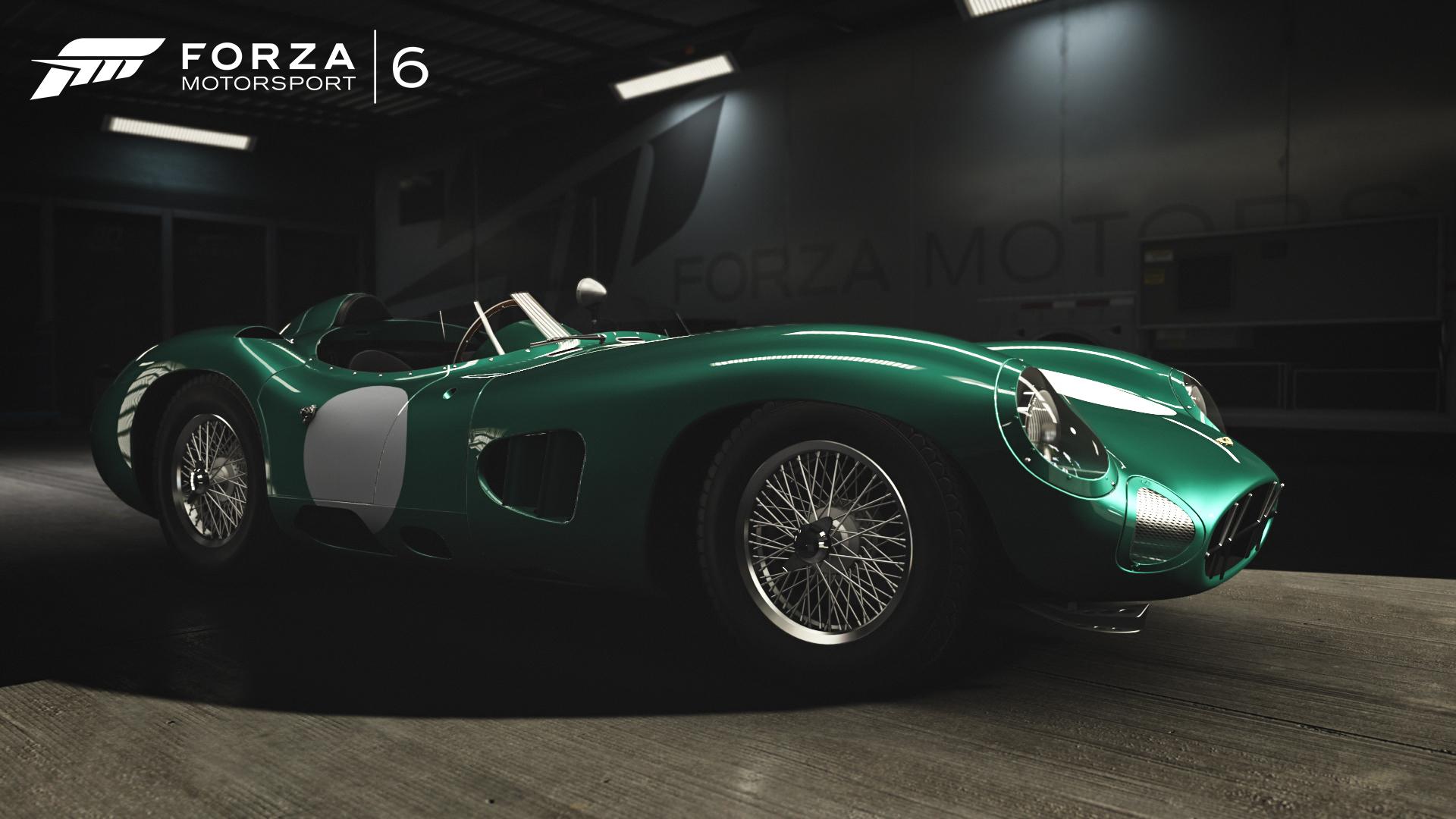 Forza Motorsport 6 - Jaguar classic car