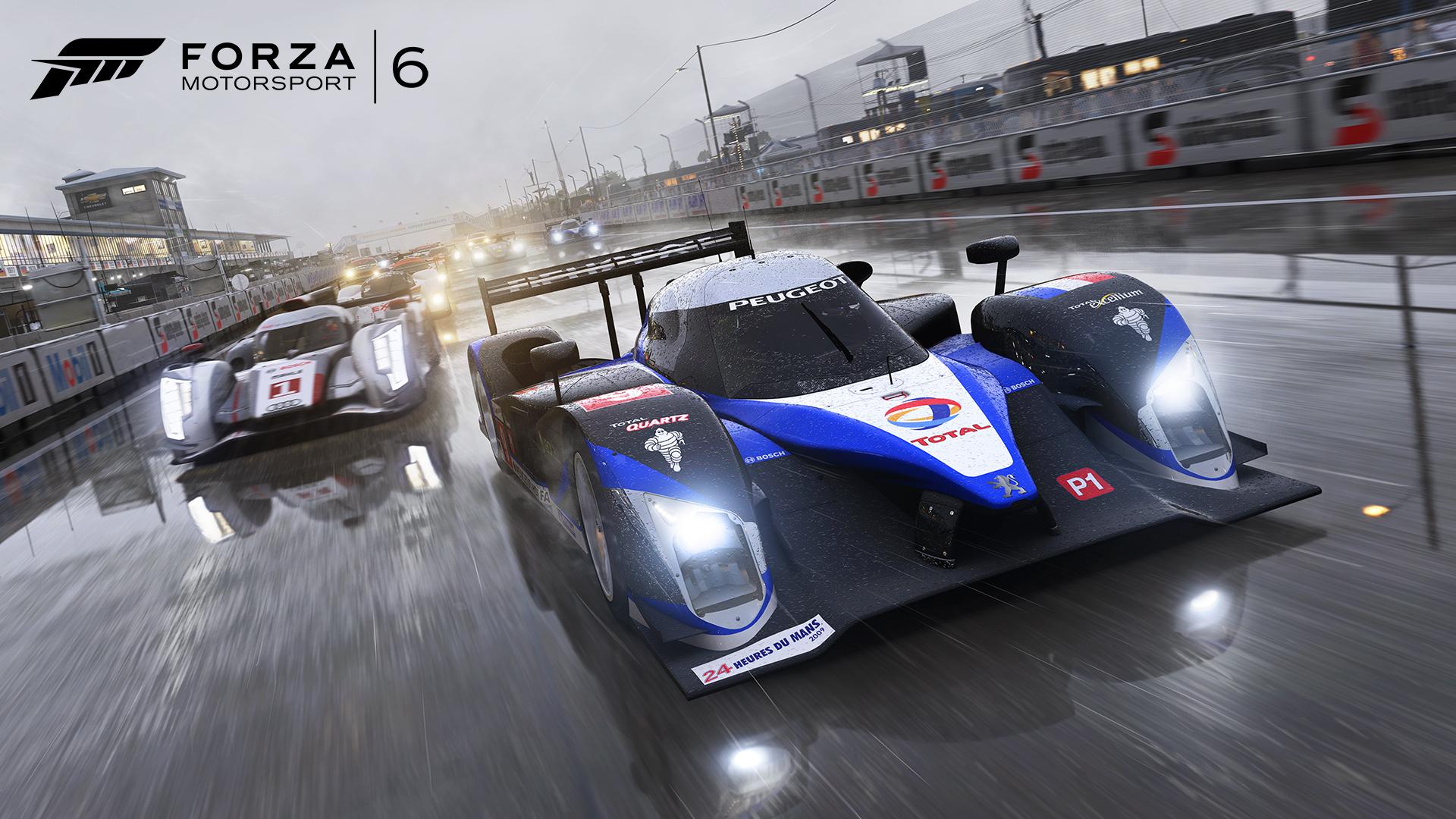 Forza Motorsport 6 - LMP1