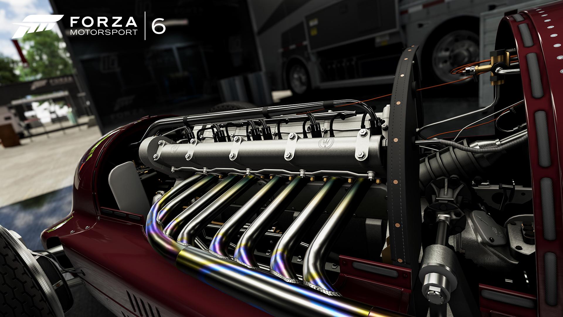 Forza Motorsport 6 - Maserati classic car