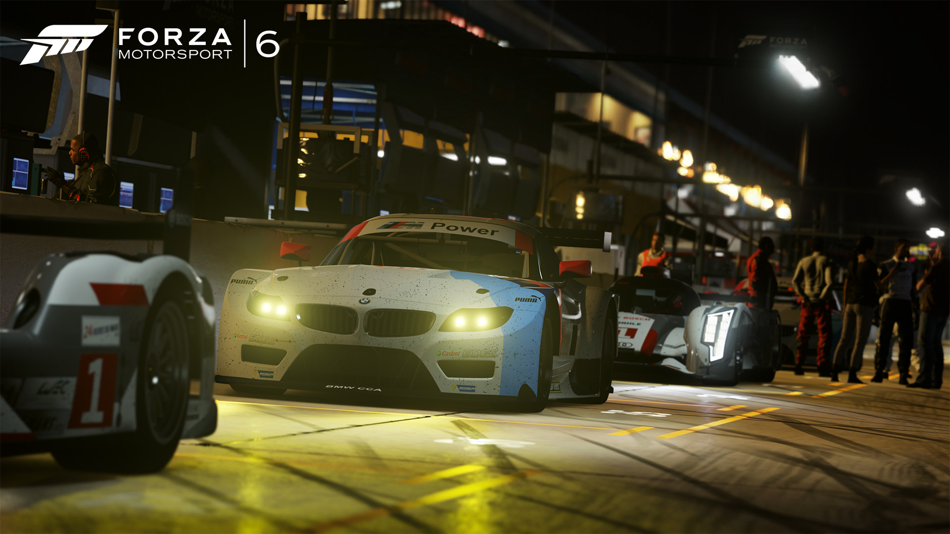 Forza Motorsport 6 - night