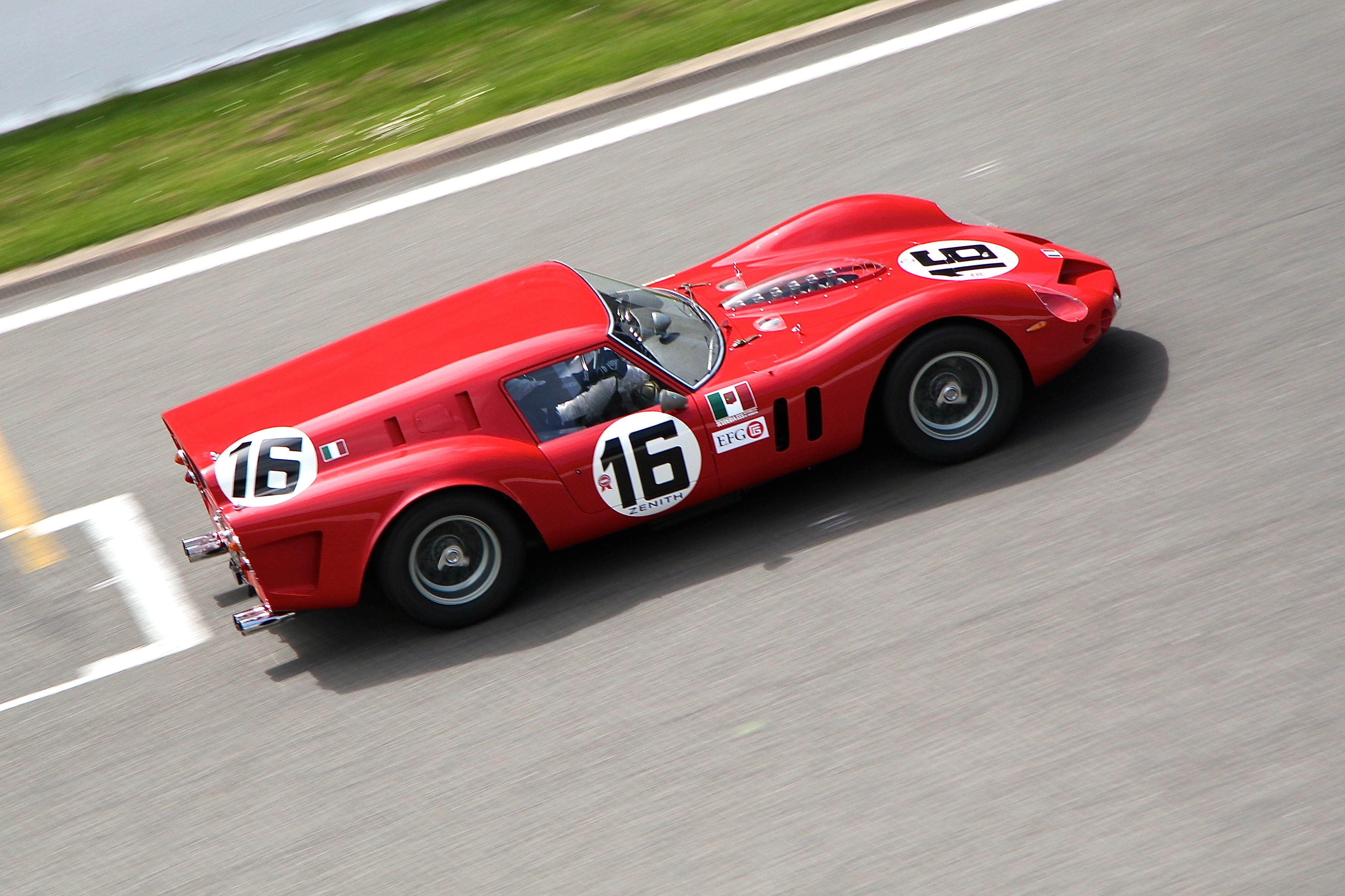 1962 Ferrari 250 GT Breadvan - Spa-Classic 2015 - Photographie Ludo