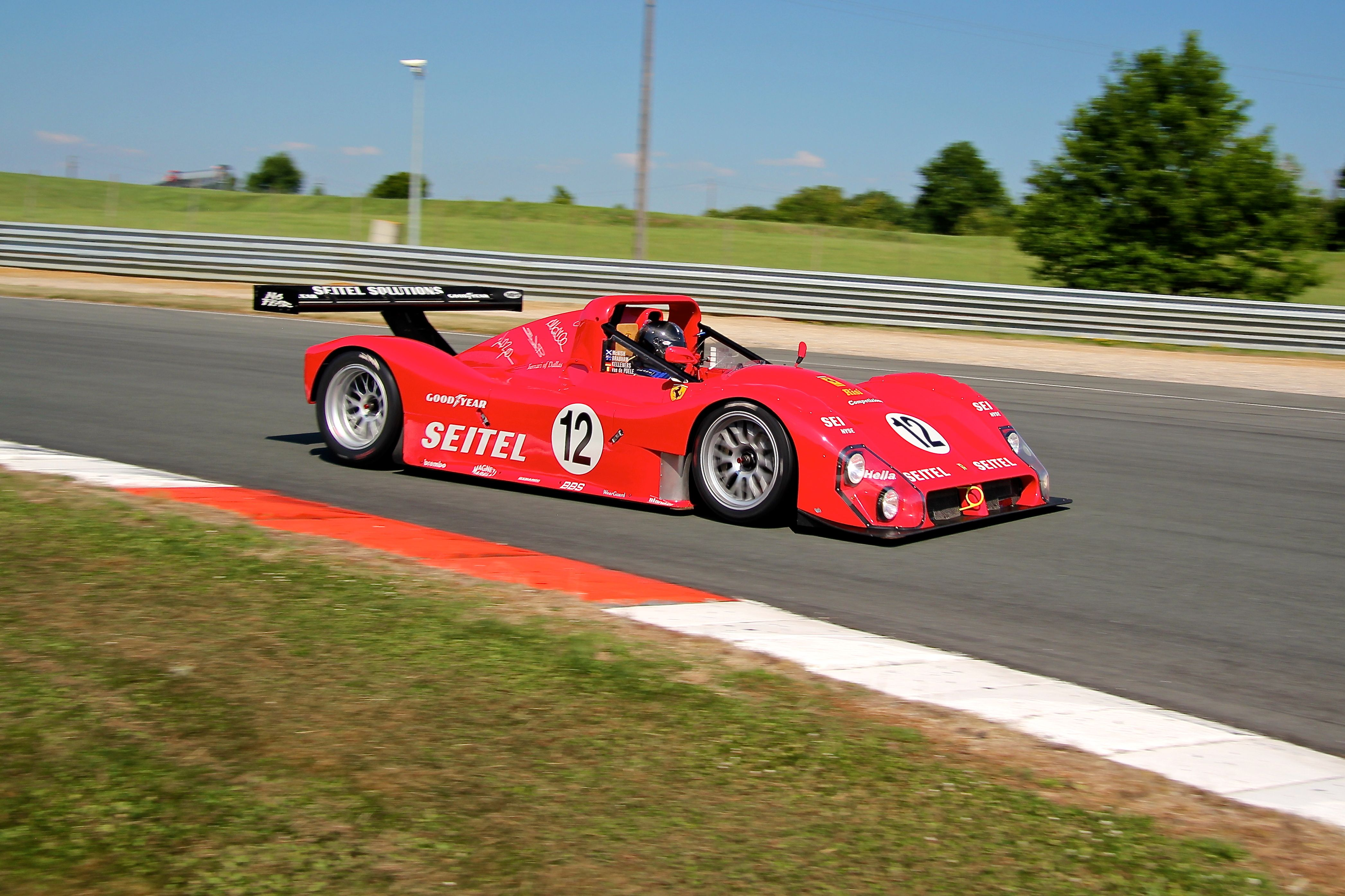 Ferrari 333SP - Sport et Collection 2015 - Photographie Ludo