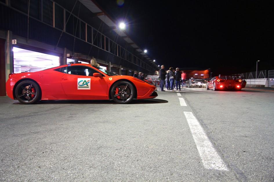 Ferrari 458 Speciale Nocturne Sport et Collection - 2016 - photo Ludo Ferrari
