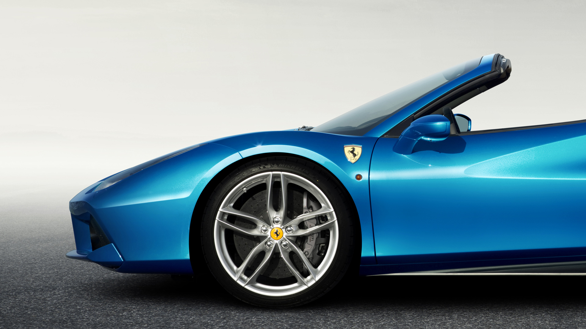 Ferrari 488 Spider - wheel / jante
