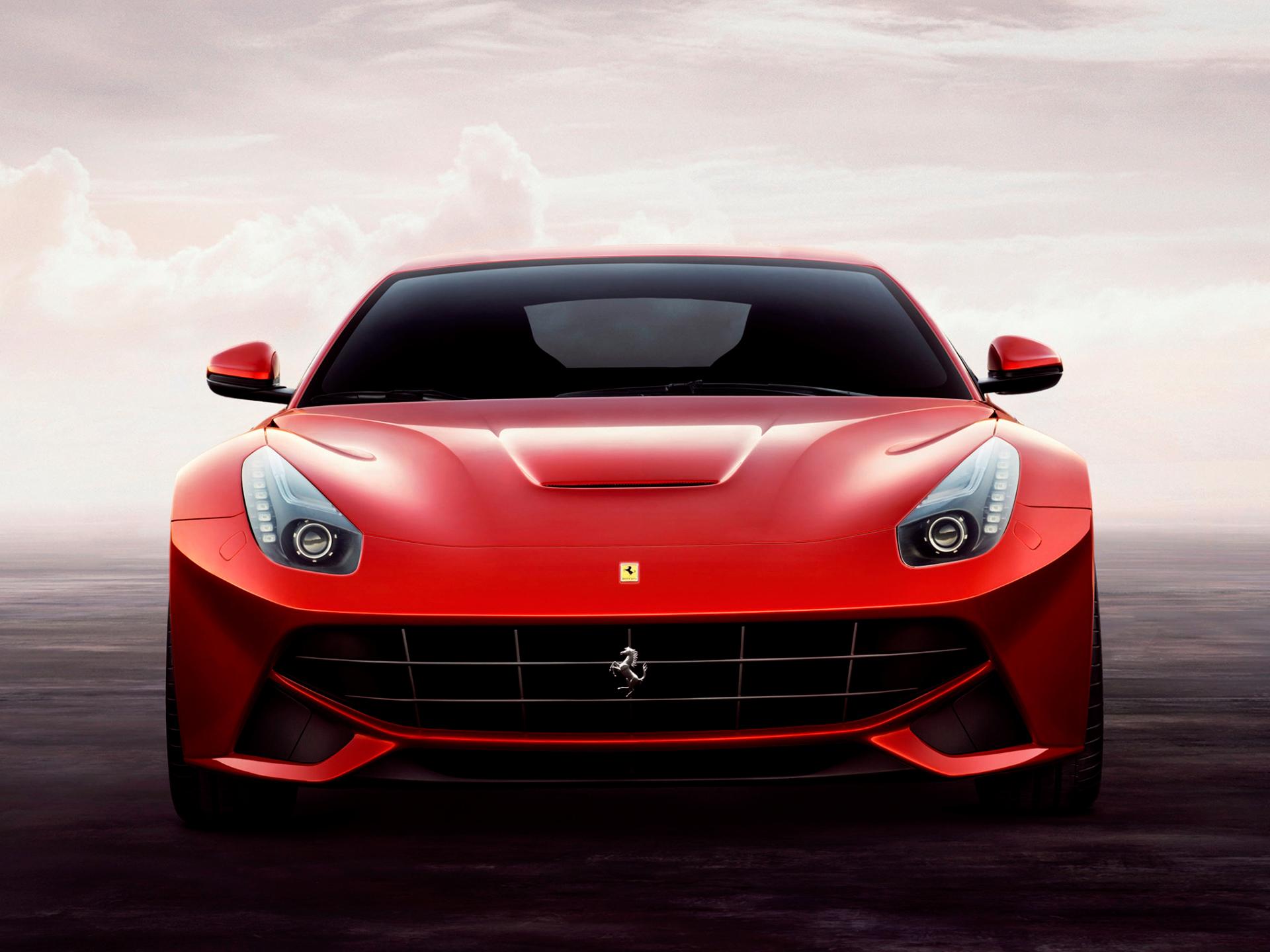 Ferrari F12berlinetta - avant / front