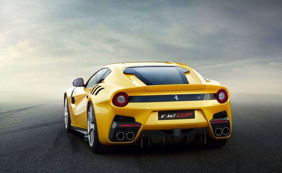 Ferrari F12tdf - arrière / rear