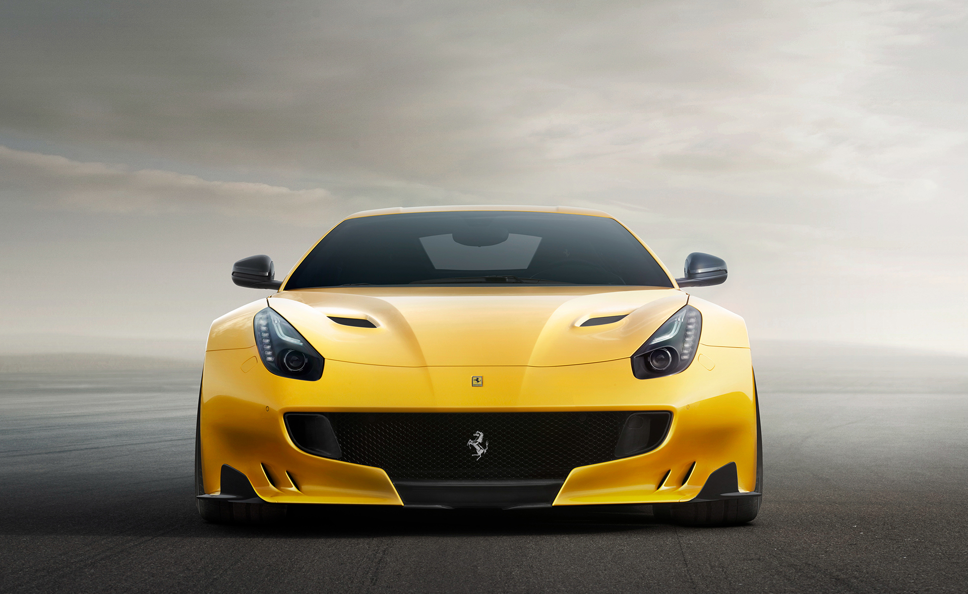 Ferrari F12tdf - avant / front