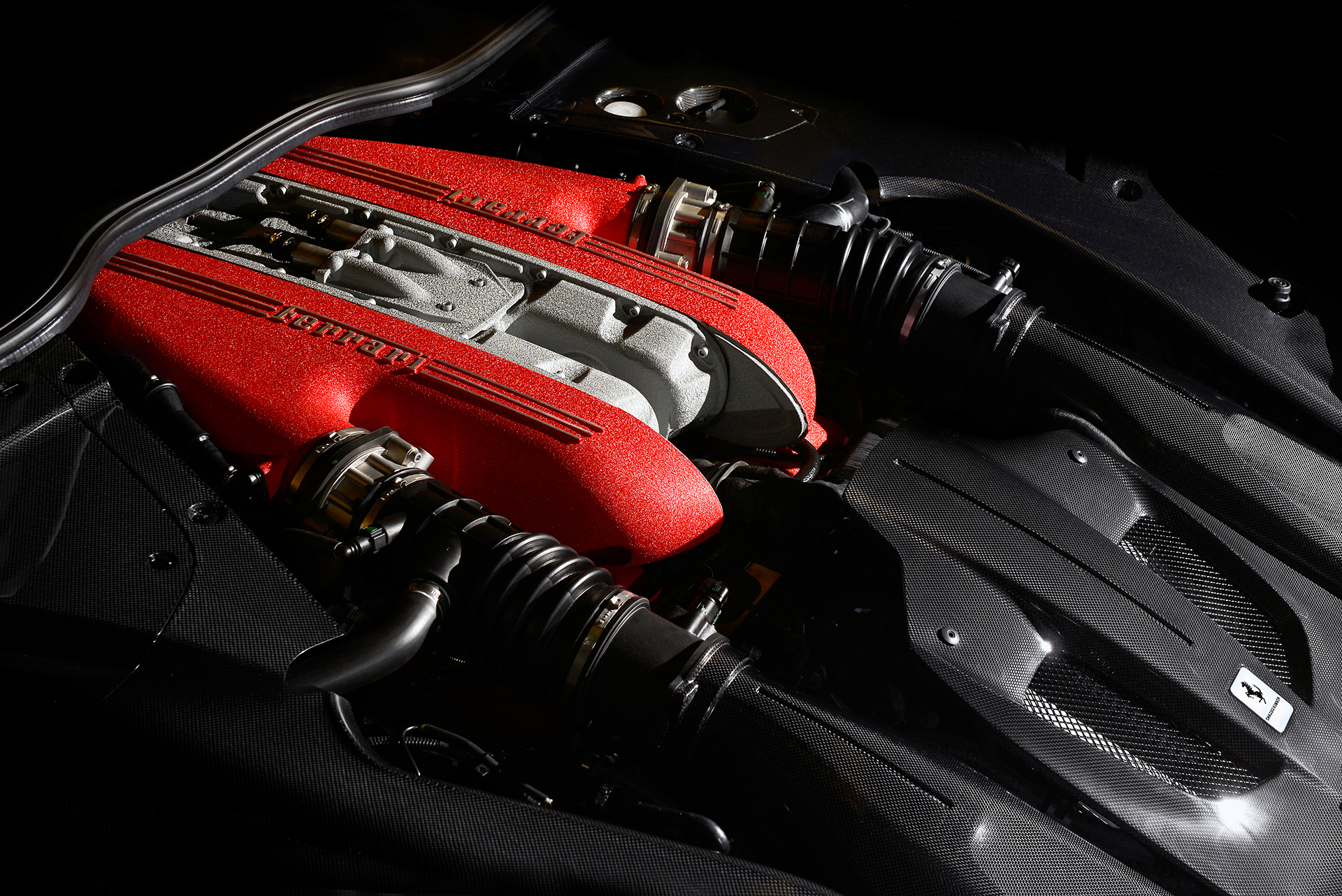 Ferrari F12tdf - V12 - moteur / engine