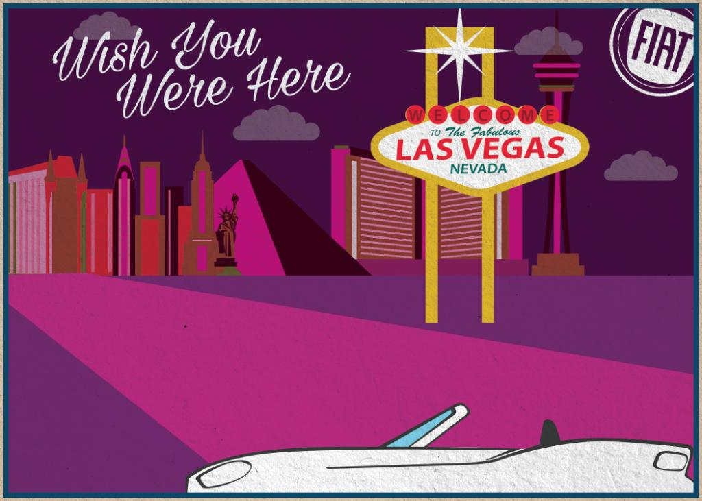 Fiat 124 Spider - teaser - Los Angeles Auto Show 2015 - FIATFOMO - Las Vegas