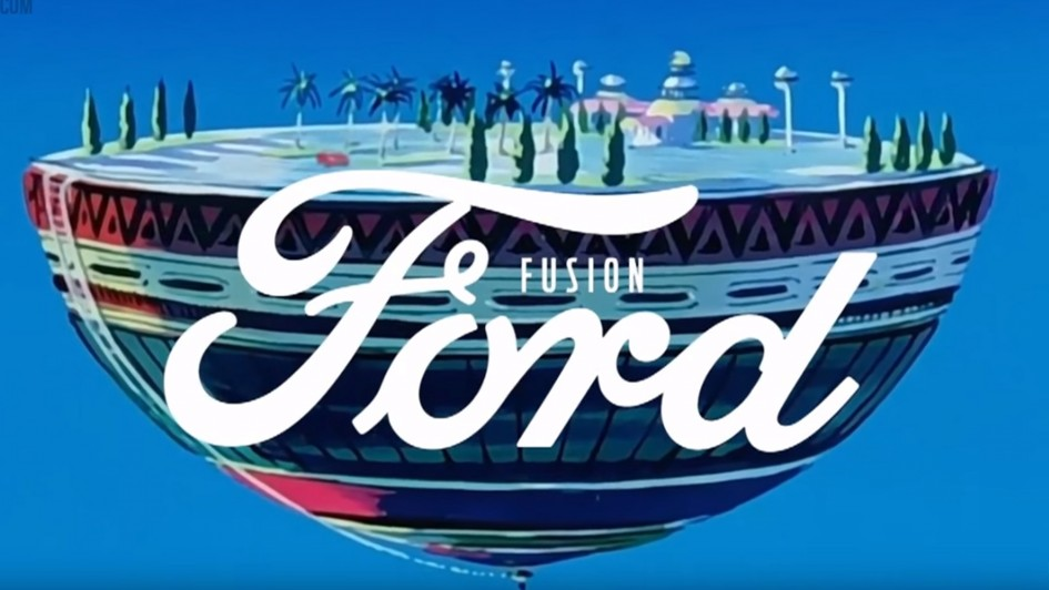 Ford x Dragon Ball Z - video Ford Fusion