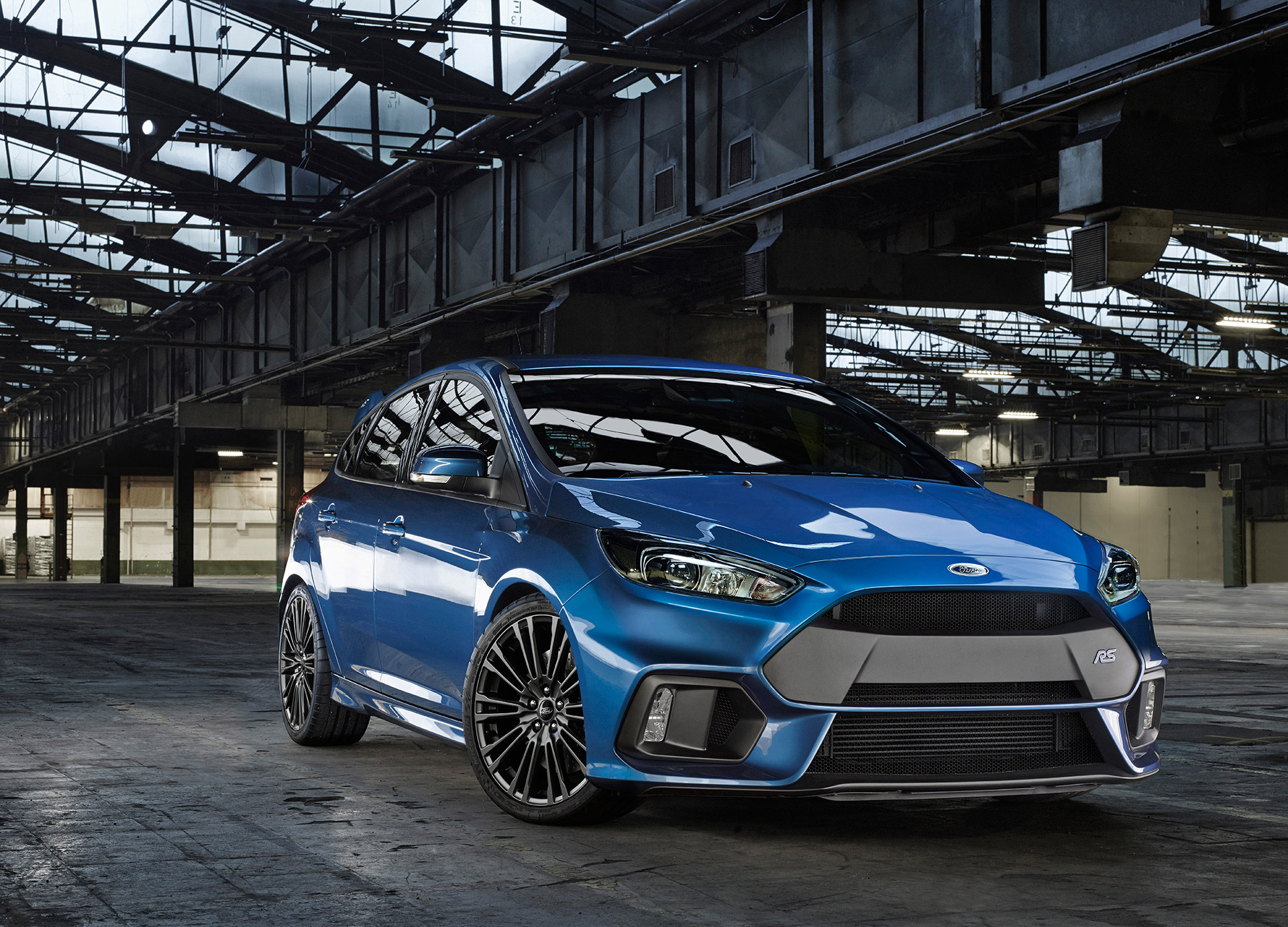 Ford Focus RS 2015 - face avant