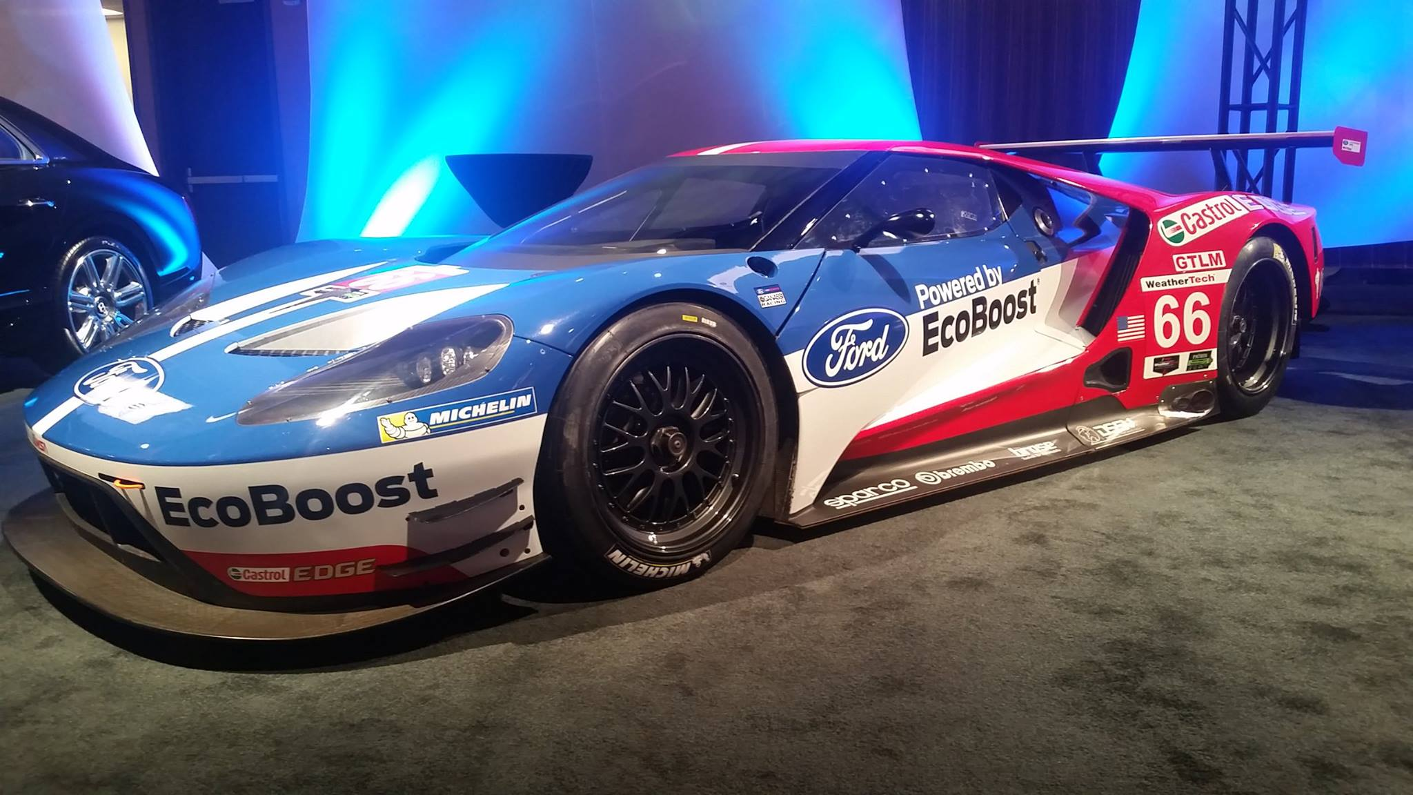 Ford GT - The Gallery - event - NAIAS 2016