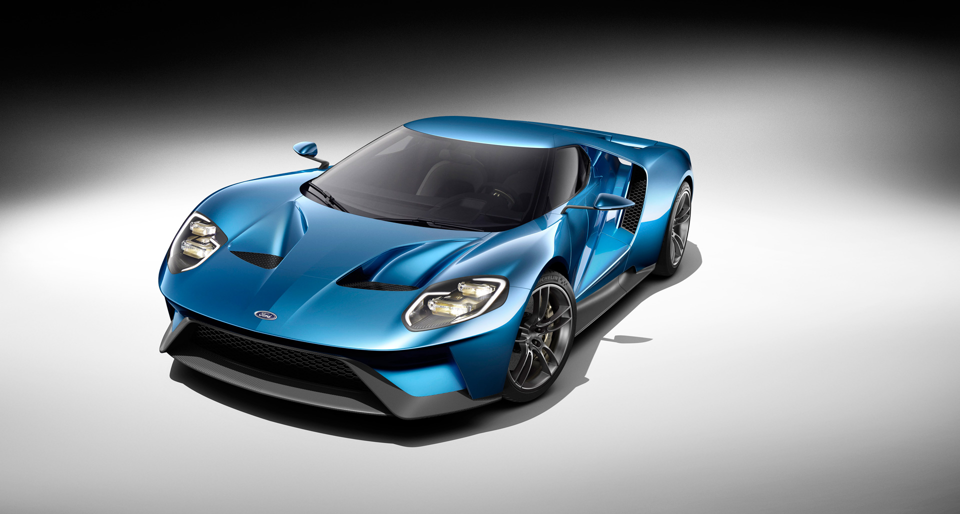 2016 All-New Ford GT - avant - Ford