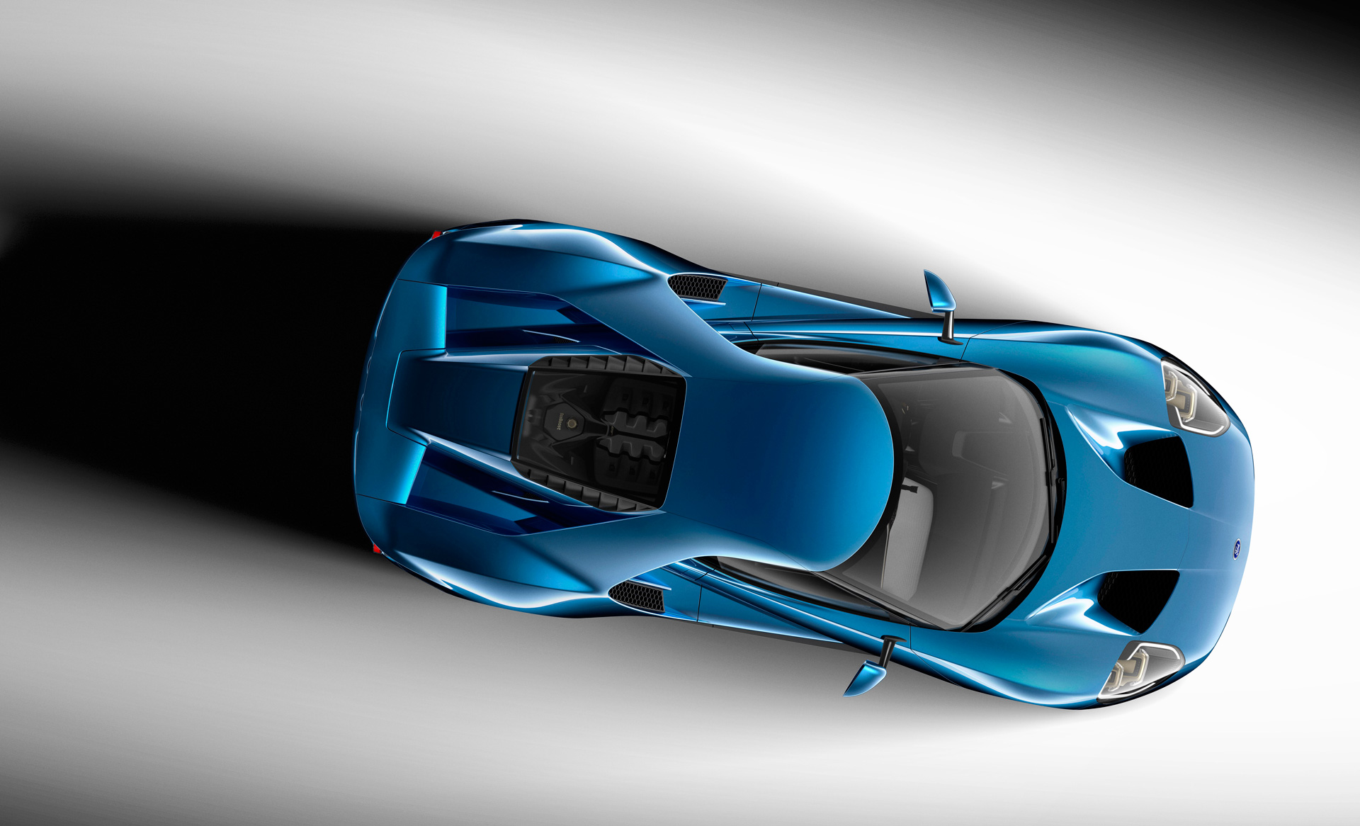 2016 All-New Ford GT - extérieur - Ford