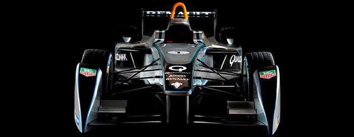 Formule E Spark SRT_01E